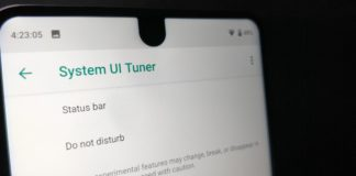 to Enable System UI Tuner on Android 0.9