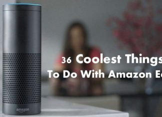 COOLEST THINGS TO DO WITH AMAZON ECHO