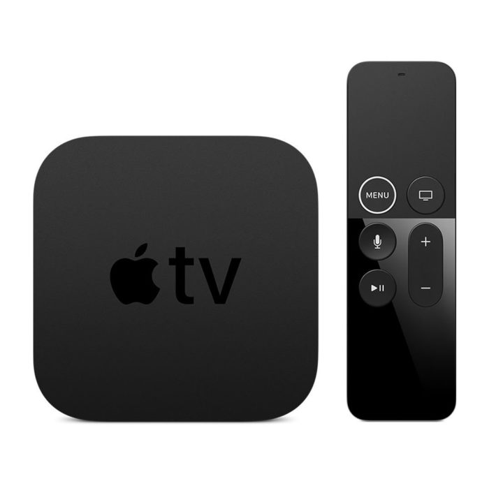 TV STREAMING BOX: Apple TV 4K