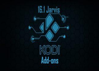 Kodi 16.1 Jarvis