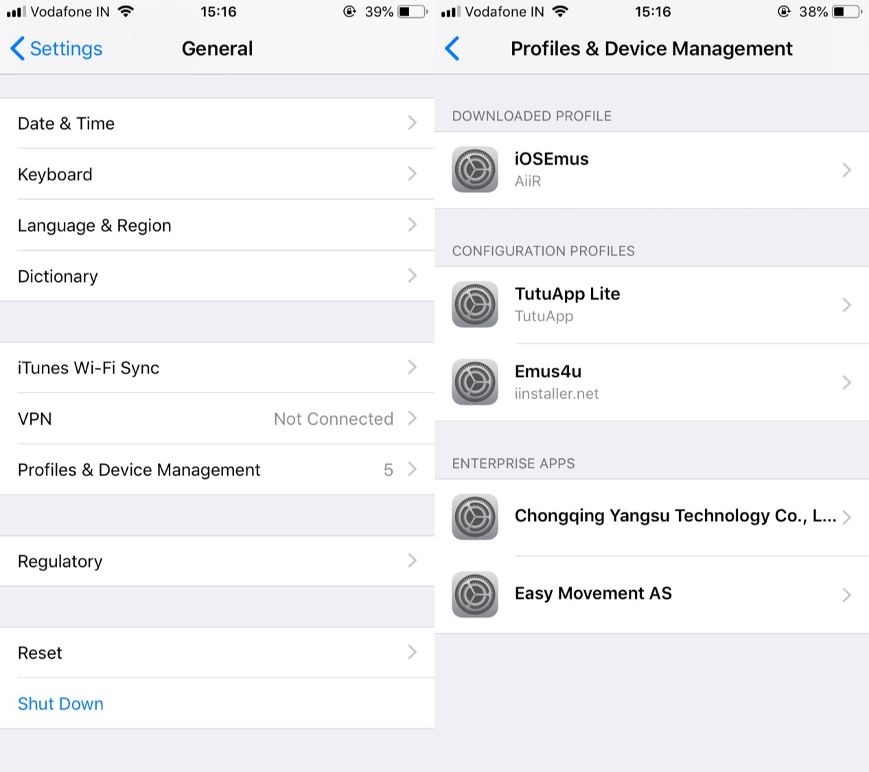 iOSEmus – Download and Install iOSEmus on iOS devices [UPDATED]