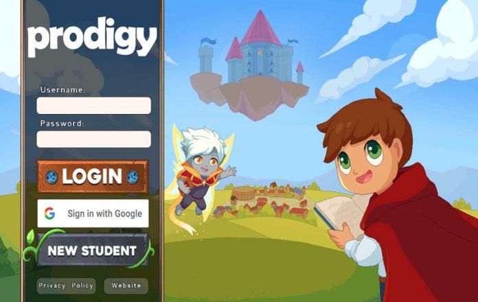 Prodigy Math Game