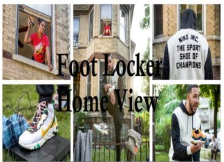 Foot Locker HomeView