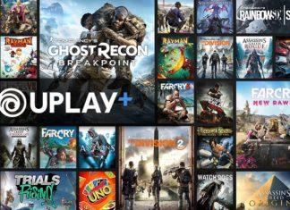 UPlay Free Games