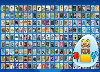GGKIDS games