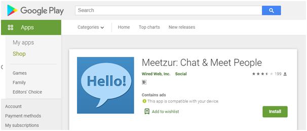 iMeetzu Android