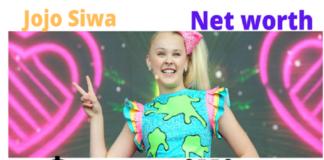 Jojo Siwa net worth