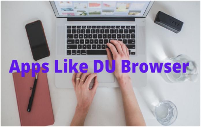 Apps like DU Browser
