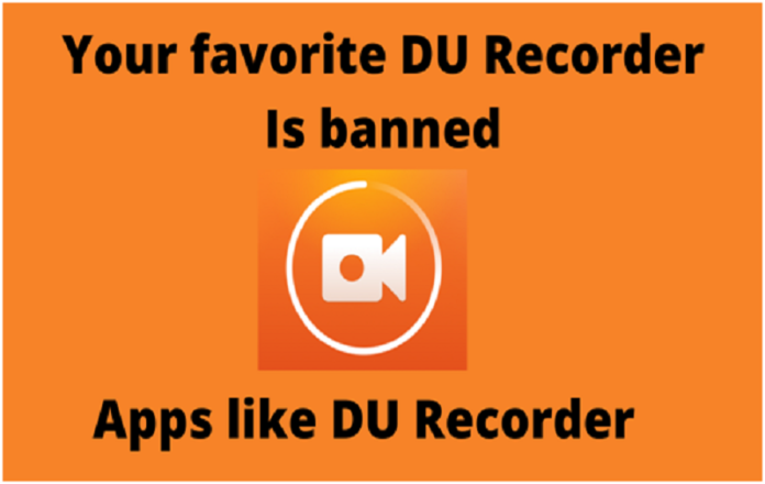 Apps like DU Recorder