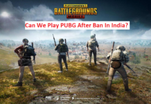 Can We Play PUBG After Ban In India now
