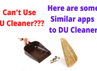 alternatives to DU Cleaner