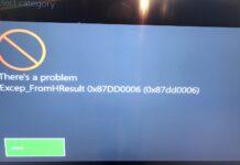 Xbox Assist 0X87DD0006